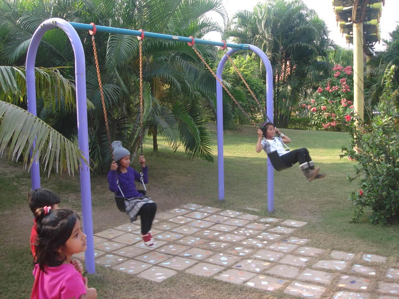 Parks for children