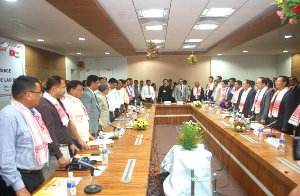 Business Delegation in Guwahati –Assam, India