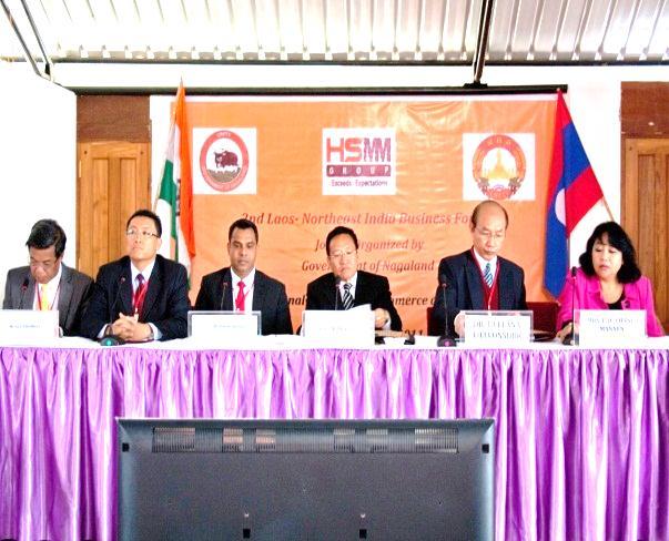 Business Forum Kohima – Nagaland, India