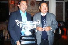 Mr. Habib Mohammed Chowdhury won The Best International Team Award, in Hornbill Car Rally Nagaland, India 2010