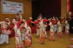 First Laos-Northeast India Business Forum cultural show and dinner