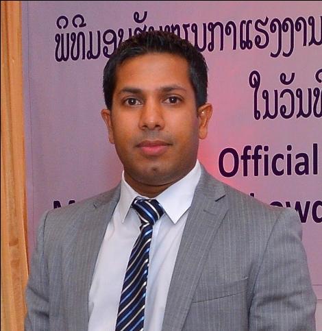 Mr. Soukthavy Chowdhury (Sadik)