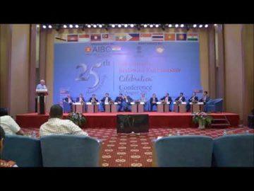 H.E. Ravi Shankar Aisola at The 25th Anniversary Celebration Conference