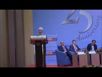 Dato' Ramesh Kodammal at The 25th Anniversary Celebration Conference