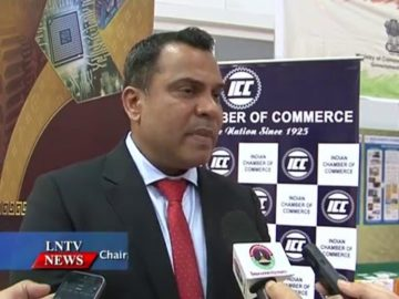 Lao National Tele-Vision News Broadcast - India Investrade 2016, Vientiane, Lao PDR