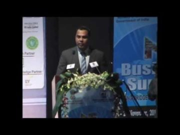 Mr. Habib's speech at 9th North East Business Summit, Dibrugarh, Assam, India