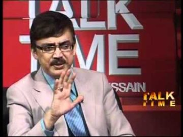 News live Talk time with Wasbir Hussain Part 1   Segment4