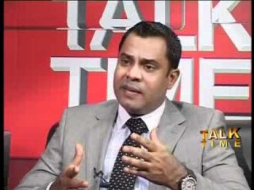 News live Talk time with Wasbir Hussain Part 1   Segment3