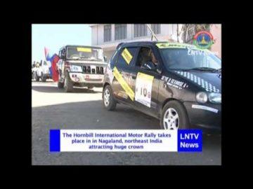 Nagaland Motor Rally