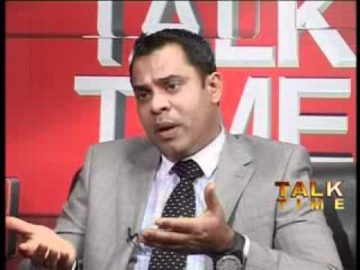 News live Talk time with Wasbir Hussain Part 1   Segment2