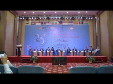 H.E. Honchun Ngandam at The 25th Anniversary Celebration Conference