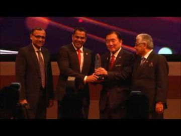INAUGURAL ASEAN-INDIA EMERGING ENTREPRENEUR ACHIEVEMENT AND EXCELLENCE AWARD