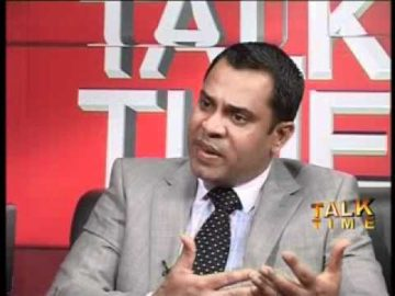 News live Talk time with Wasbir Hussain Part 2